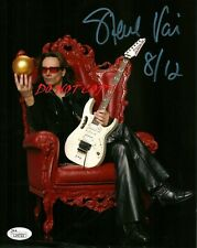 STEVE VAI REPRINT AUTOGRAPHED PICTURE SIGNED 8X10 PHOTO RP