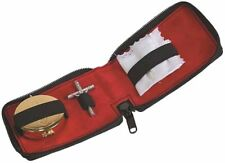 Pastoral Sick Call Set (A4105)  MASS KIT LAST RITES in Leather Case NEW