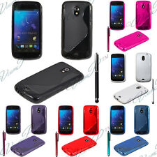 Cover case tpu silicone gel s wave soup samsung galaxy nexus i9020 i9023