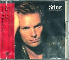 Sting Nada Como El Sol Japan CD w/obi D25Y32220