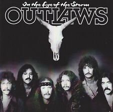 CD THE OUTLAWS - In The Eye Of The Storm / Southern Rock