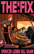 THE FIX (2016) #4 New Bagged