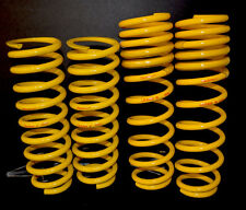 LOWERING SPRINGS FOR ACURA INTEGRA  INCL. TYPE R 1994-2001 YELLOW 2.0/1.7