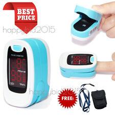 Fingertip LED Pulse Oximeter OX Blood Oxygen SpO2 PR Monitor FDA CE