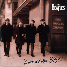 Live at BBC, The Beatles ♫ 2 CDs 1994 Hard Day's Night, Glad All Over, Feel Fine