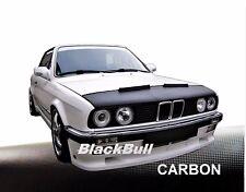 Haubenbra BMW 3 E30  Car Bra Steinschlagschutz Autotuning  CARBON