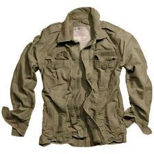 Abrigos y chaquetas de hombre verde color principal verde 100% algodón