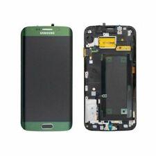 Samsung GH97-17162E Schermo LCD con Vetro Touch Screen per Samsung Galaxy S6 Edge - Verde