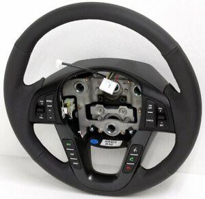 OEM Kia Optima Steering Wheel 56100-4U461VA Black