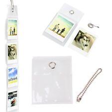 For Fuji Instax Mini New 6Pcs Wall Hanging Album Square Photo Storage Rangement