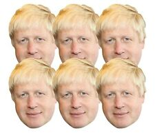 Carrie Symonds Celebrity Boris Johnson copine Carte Mask-Masques Pre-Cut
