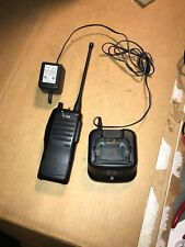 ICOM Bearcom IC-F21S UHF 2 CH 4 Watt Radio 440-470MHZ Charger
