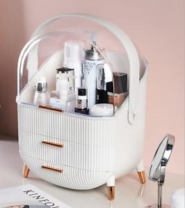 Make Up Aufbewahrung Kosmetik Organizer Kosmetikbox Sortierkasten Mini Schrank