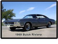 1969 Buick Riviera Hardtop 2 Door Refrigerator /Tool Box Magnet