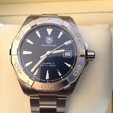 TAG HEUER AQUARACER 300M CALIBRE 5 AUTOMATICO WAY2112.BA0910