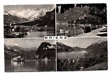Switzerland - Brienz - Vintage Postcard