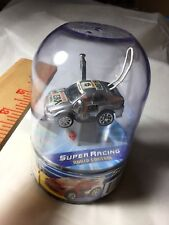 Micro Mini Super Racing Full Function RC Remote Control #777 SILVER CAR UNOPENED