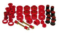 Prothane 7-2020 1982-2004 Chevy S10 GMC S15 2WD Total Suspension Bushing Kit Red