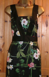 TED BAKER DRESS SIZE 4 ( 14 )