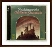Die Meisterwerke Geistlicher Chormusik Vol 1  CD 2 Stück
