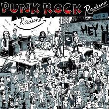 V/A Punk Rock Raduno Vol. 2 LP . new bomb turks apers nikki corvette retarded