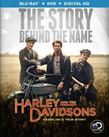 Harley and the Davidsons [Region 1] [Blu-ray] - DVD - New - Free Shipping.