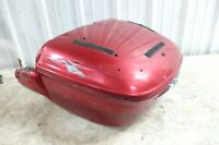 00 Yamaha XVZ 1300 XVZ1300 Royal Star Venture rear trunk luggage box