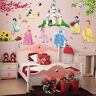 Castle Princess Wall Decal Sticker Vinyl Mural Home Art Kids Girls Room Decor