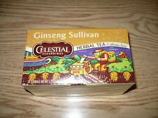 Phish Celestial Seasonings Ginseng Sullivan tea! Jim Pollock artwork RARE sealed