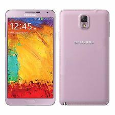Rose 32GB Samsung Galaxy Note 3  SM-N900A Débloqué d'usin TéléPhone Smartphone
