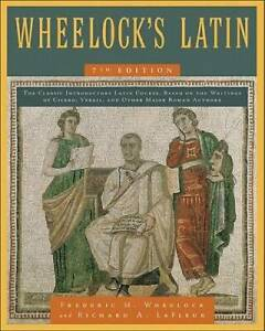 Wheelock's Latin 7th Edition (The Wheelock's Latin Series) - Paperback - GOOD