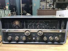 The Hallicrafters Co. Model SX-110 Ham Radio Shortwave Communications Receiver