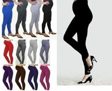 Warm & Thick Heavy Maternity Cotton Leggings Ankle Length PREGNANCY MTrLgs