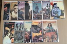 Walking Dead #127-#138 1st Prints 1st Magma Lydia Alpha Key  Unread 132 Cameo