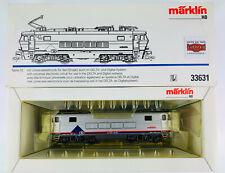 Marklin H0 33631 - E-Lok Br 16 Sncb - Digital - Comment Neuf - Top