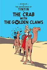 Les aventures de tintin: le crabe aux pinces d'or par herge (édition française)