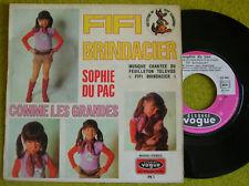 SP FIFI BRINDACIER-SOPHIE DU PAC-orchestre MIGIANI-1971