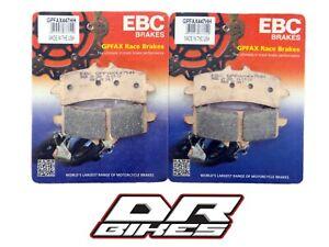 EBC GPFAX Front Brake Pads GPFAX447HH For Brembo M4 Calipers
