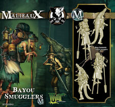 Malifaux Gremlins Bayou Smugglers Gremlin box set plastic Wyrd miniatures 32 mm