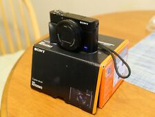 Sony DSC-RX100 III 20.1 MP Digital SLR Camera - Black (Body Only)
