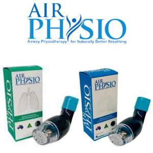 AirPhysio Positive Expiratory Pressure Mucus Removal & Lung Expansion Device