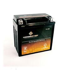 ATV Battery YTX14-BS for Honda TRX 500 420 450 350 300 Rubicon Foreman Rancher