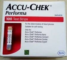 5X100 Accu-Chek Performa 500 Test Strips  Exp 31 MAR 2021 Made In USA
