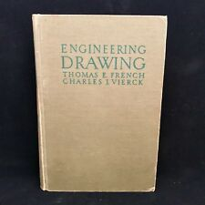 Engineering Drawing for Students & Draftsmen French & Vierck 1953 8th Edition