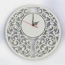Orologio da parete design-Decorazione Arredo CASA shabby country chic