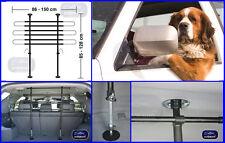 Rete divisoria cani auto griglia auto per trasporto animali universale divisorio