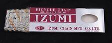 "Izumi Easy Running Silver 1/2"" x 3/32"" 116L 5, 6, 7 speed Bike Road Mountain"