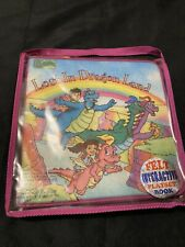 Dragon Tales Lost in Dragon Land Felt Interactive Playset Book