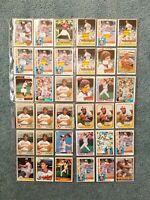 Jim Palmer Baseball Card Mixed Lot approx 75 cards