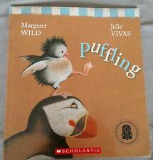 MARGARET WILD / JULIE VIVAS ~ PUFFLING